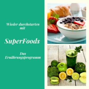 Lernen Sie, SuperFoods für optimales Gewicht und Energie zu essen mit einer Ernährungsberatung die hilft, das Gleichgewicht wiederzufinden, Stress abzubauen und Bauchfett zu reduzieren.